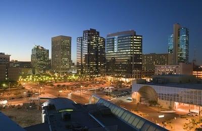 Downtown Phoenix Skyline