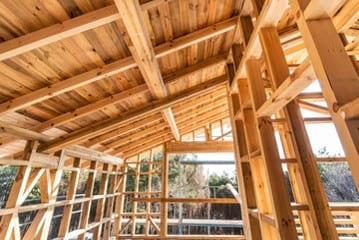 Gehan Homes Framing, Cornice, and Roof