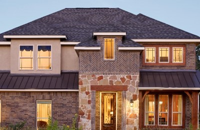 Gehan Homes Redwood Exterior