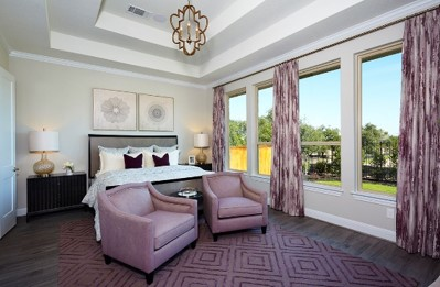 Gehan Homes Cardinal Master Bedroom (1)