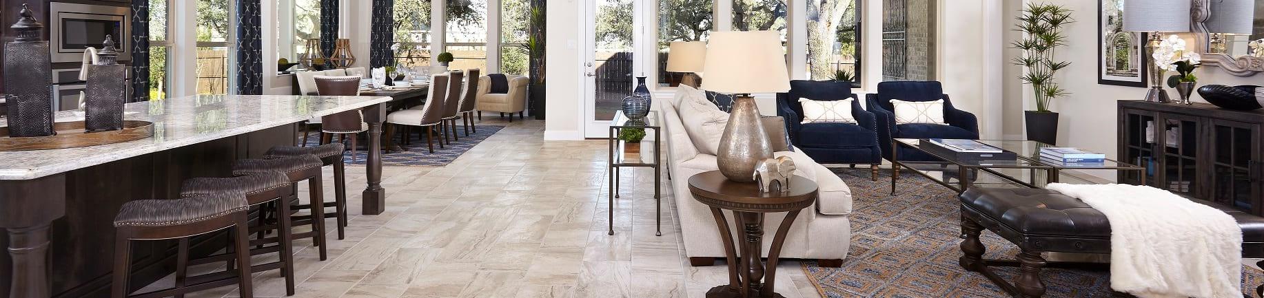 Gehan Homes - Design Center | AZ & TX New Home Builder
