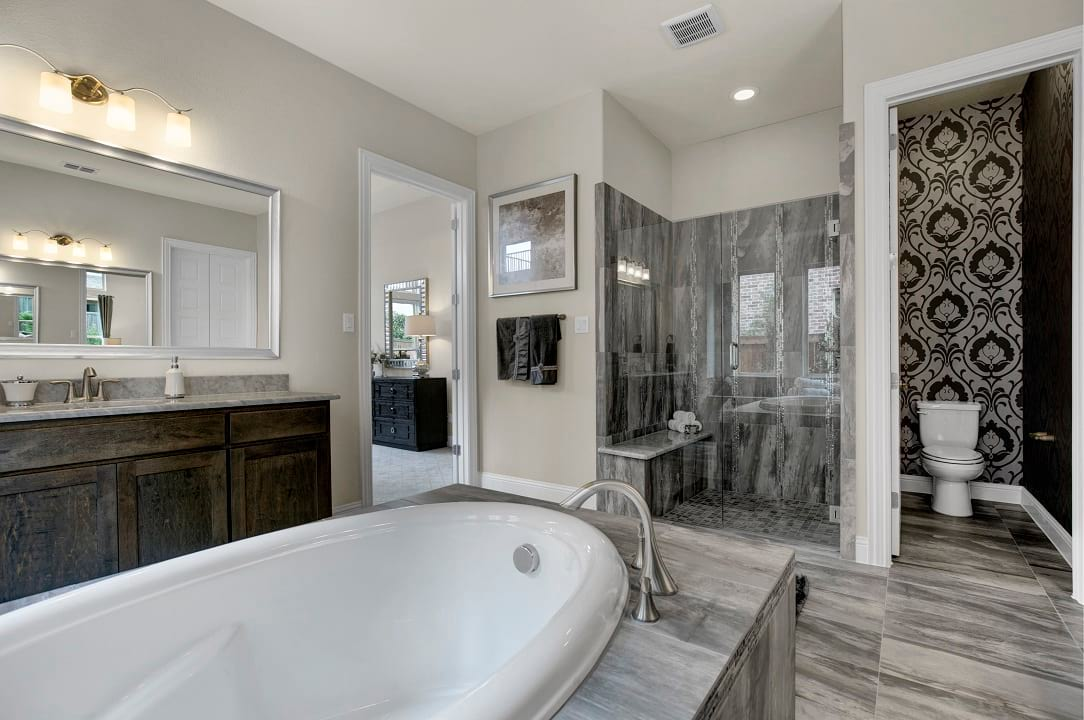 New homes for sale gehan homes bathroom gallery - Bathroom designs for home ...