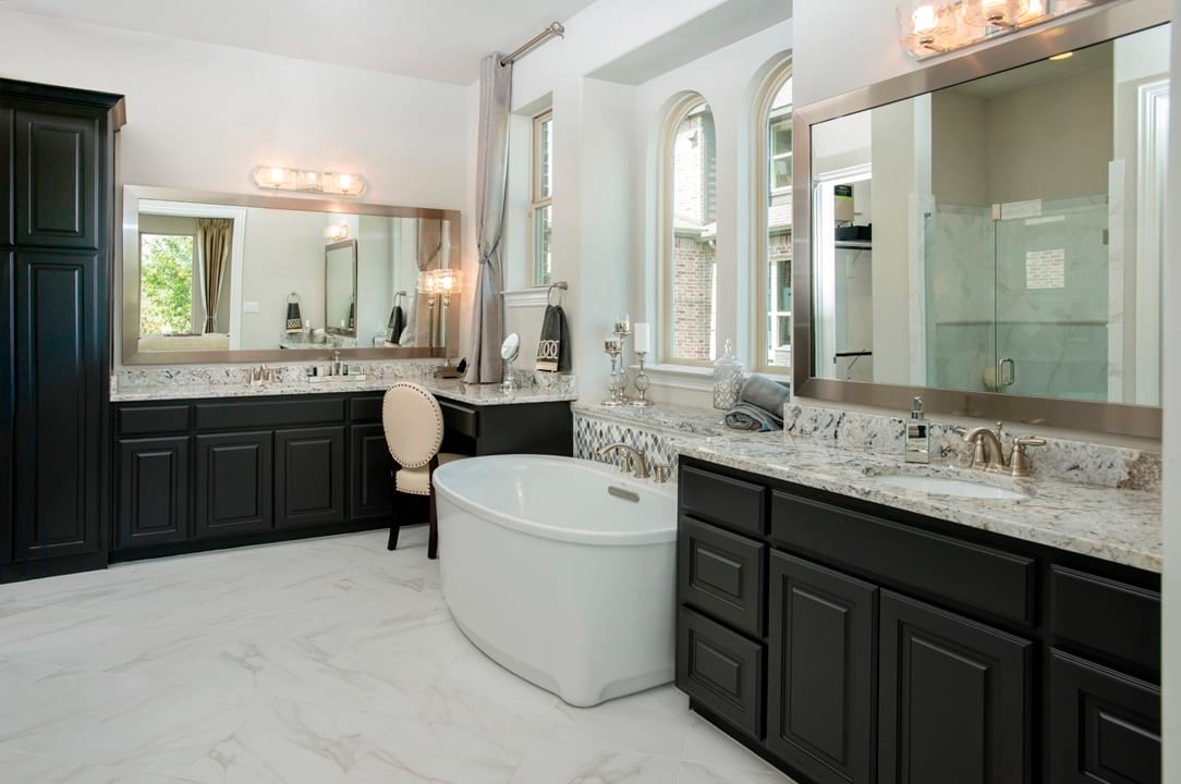 new homes for sale – gehan homes | bathroom gallery