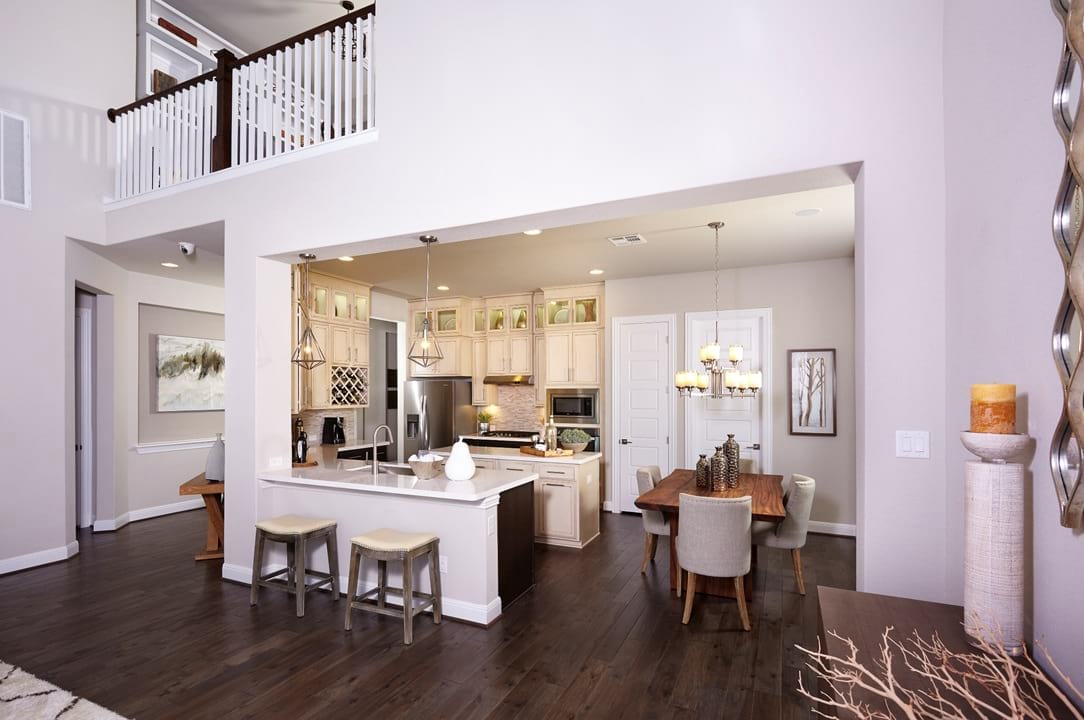 Gehan Homes Austin Design Center Home Design