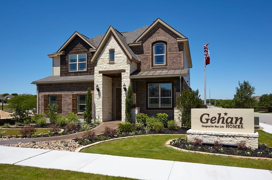 New homes for sale new home construction gehan homes for Rosewood home builders