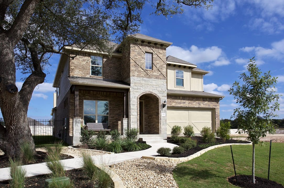 Sienna At Vista Lake >> New Homes for Sale – New Home Construction – Gehan Homes | Exterior Gallery